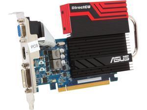 ASUS GeForce GT 430 (Fermi) DirectX 11 ENGT430 DC SL/DI/1GD3(LP) 1GB 128-Bit DDR3 PCI Express 2.0 x16 HDCP Ready Video Card