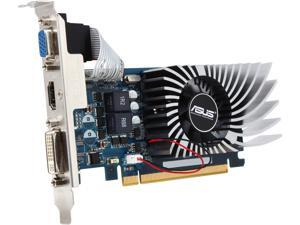 ASUS ENGT430/DI/1GD3 GeForce GT 430 (Fermi) 1GB 128-Bit DDR3 PCI Express 2.0 x16 HDCP Ready Low Profile Ready Video Card Manufactured Recertified