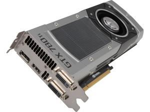 ASUS GTX780TI-3GD5 G-SYNC Support GeForce GTX 780 Ti 3GB 384-Bit GDDR5 PCI Express 3.0 HDCP Ready SLI Support Video Card