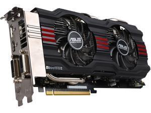 ASUS GeForce GTX 770 DirectX 11 GTX770-DC2OC-2GD5 2GB 256-Bit GDDR5 PCI Express 3.0 HDCP Ready SLI Support Video Card