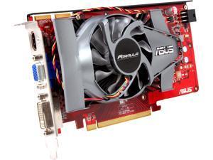 ASUS Radeon HD 4770 EAH4770 FML/DI/512MD5/A 512MB 128-Bit GDDR5 PCI Express 2.0 x16 Video Card