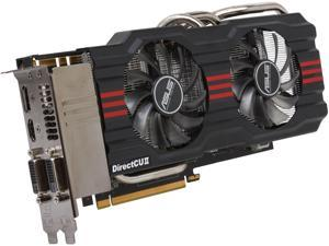 ASUS GTX660 TI-DC2O-2GD5 GeForce GTX 660 Ti 2GB 192-Bit GDDR5 PCI Express 3.0 x16 HDCP Ready SLI Support Video Card Manufactured Recertified