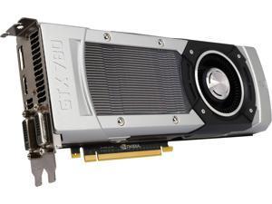 ASUS GeForce GTX 780 DirectX 11 GTX780-3GD5 3GB 384-Bit GDDR5 PCI Express 3.0 HDCP Ready SLI Support Video Card