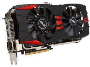 ASUS GeForce GTX 780 DirectX 11.1 GTX780-DC2OC-3GD5 3GB 384-Bit GDDR5 PCI Express 3.0 HDCP Ready SLI Support Video Card