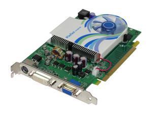 Leadtek GeForce 7600GS PX7600GS TDH Video Card