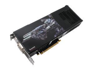 Leadtek GeForce 9800 GX2 DirectX 10 PX9800GX2 1GB 512-Bit GDDR3 PCI Express 2.0 x16 HDCP Ready SLI Support Video Card