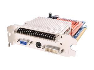 GIGABYTE Radeon X1600PRO GV-RX16P256DE-RH Silent Pipe II Lead Free Video Card