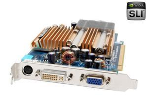 GIGABYTE GeForce 7600GS GV-NX76G256D-RH Video Card