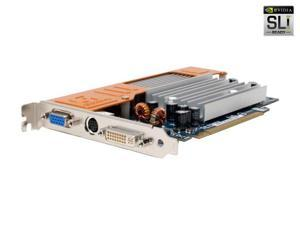 GIGABYTE GeForce 7300GS GV-NX73G256D-RH Video Card
