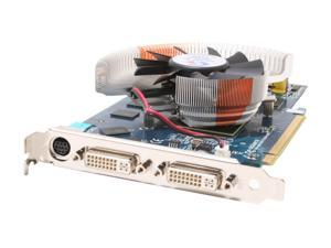 GIGABYTE GeForce 7950GT GV-NX795T512H-RH Zalman VF700-AlCu HDCP Video Card