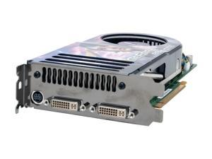 GIGABYTE GeForce 8800 GTS GV-NX88S320H-B-RH Video Card