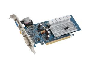 GIGABYTE GeForce 7200GS GV-NX72G512E1 Video Card