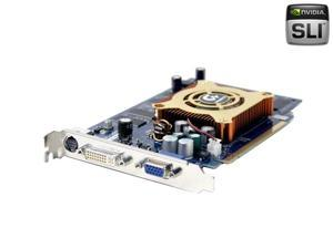 GIGABYTE GeForce 6600 GV-NX66256D Video Card