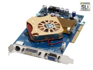 GIGABYTE GeForce 6600GT GV-N66T128D Video Card