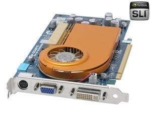 GIGABYTE GeForce 6800 GV-NX68256D Video Card