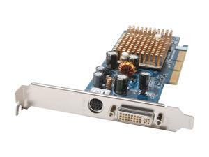 GIGABYTE GeForce 6200 GV-N62128DS Low Profile Video Card