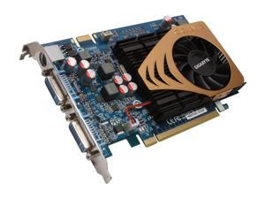 GIGABYTE GeForce 9500 GT GV-N95TOC-512H Video Card