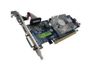 GIGABYTE Radeon HD 4350 GV-R435OC-512I Video Card
