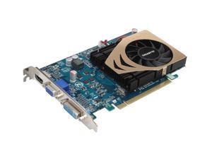 GIGABYTE Radeon HD 4650 GV-R465OC-1GI Video Card