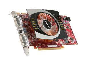GIGABYTE Radeon HD 4770 GV-R477D5-512H-B Video Card