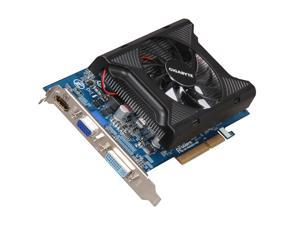 GIGABYTE Radeon HD 4650 GV-R465D2-1GI Video Card