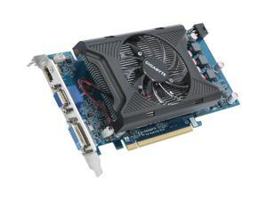 GIGABYTE GeForce 9800 GT GV-N98TGR-512I Video Card