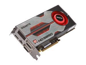 GIGABYTE Radeon HD 5850 (Cypress Pro) GV-R585D5-1GD-B Video Card