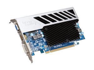 GIGABYTE Silent Series Radeon HD 5450 (Cedar) GV-R545SC-1GI Video Card