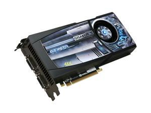 GIGABYTE GeForce GTX 470 (Fermi) DirectX 11 GV-N470D5-13I-B 1280MB 320-Bit GDDR5 PCI Express 2.0 x16 HDCP Ready SLI Support Video Card