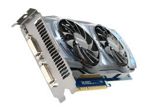 GIGABYTE GeForce GTS 450 (Fermi) GV-N450OC-1GI Video Card