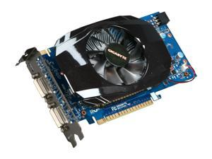 GIGABYTE GeForce GTS 450 (Fermi) GV-N450-1GI Video Card
