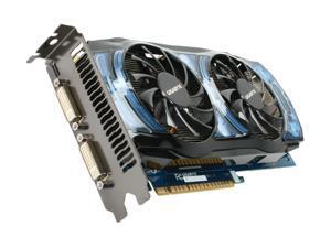 GIGABYTE GeForce GTS 450 (Fermi) DirectX 11 GV-N450OC2-1GI 1GB 128-Bit GDDR5 PCI Express 2.0 x16 HDCP Ready SLI Support Video Card