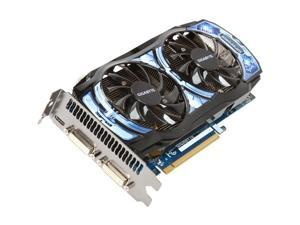 GIGABYTE Ultra Durable VGA Series GeForce GTX 460 (Fermi) GV-N460OC2-1GI Video Card
