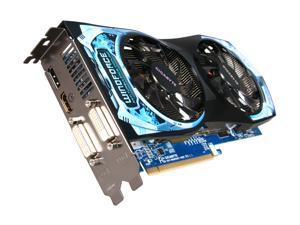 GIGABYTE Ultra Durable VGA Series Radeon HD 6850 GV-R685OC-1GD Video Card with Eyefinity