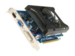 GIGABYTE Radeon HD 5670 GV-R567D3-1GI Video Card