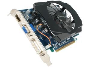 GIGABYTE GeForce GT 440 (Fermi) GV-N440D3-1GI Video Card