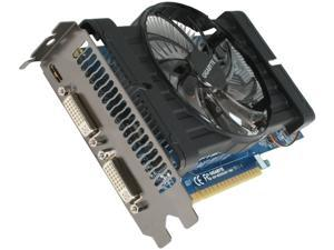 GIGABYTE GeForce GTX 550 Ti (Fermi) GV-N550OC-1GI Video Card