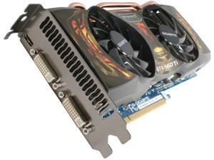 GIGABYTE Super Overclock Series GeForce GTX 560 Ti (Fermi) GV-N560SO-1GI-950 Video Card