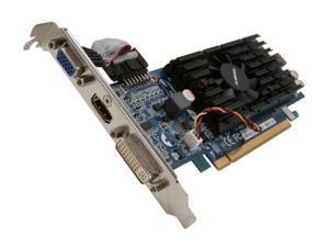 GIGABYTE GeForce 210 GV-N210D3-1GI Video Card