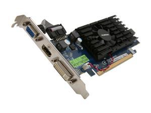 GIGABYTE Radeon HD 5450 GV-R545D3-1GI Video Card