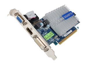 GIGABYTE Radeon HD 6450 GV-R645SL-1GI Video Card