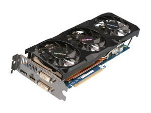GIGABYTE GeForce GTX 560 Ti - 448 Cores (Fermi) DirectX 11 GV-N560448-13I 1280MB 320-Bit GDDR5 PCI Express 2.0 x16 HDCP Ready SLI Support Video Card