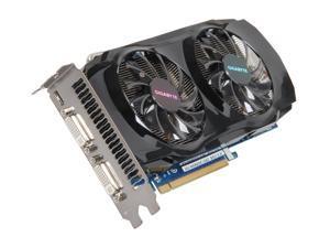 GIGABYTE GeForce GTX 460 (Fermi) GV-N460OC-1GI V3 Video Card