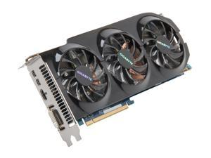 GIGABYTE Radeon HD 7970 GV-R797OC-3GD Video Card