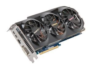 GIGABYTE Radeon HD 7950 DirectX 11 GV-R795WF3-3GD 3GB 384-Bit GDDR5 PCI Express 3.0 x16 HDCP Ready CrossFireX Support Video Card