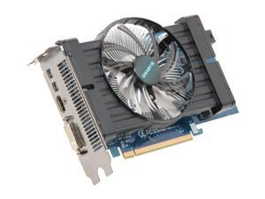 GIGABYTE Radeon HD 7770 DirectX 11 GV-R777D5-1GD 1GB 128-Bit GDDR5 PCI Express 3.0 x16 HDCP Ready CrossFireX Support Video Card