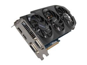 GIGABYTE GeForce GTX 670 GV-N670OC-2GD Video Card