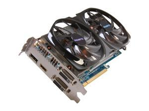 GIGABYTE GeForce GTX 670 GV-N670WF2-2GD Video Card