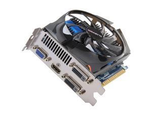 GIGABYTE GeForce GTX 650 GV-N650OC-2GI Video Card