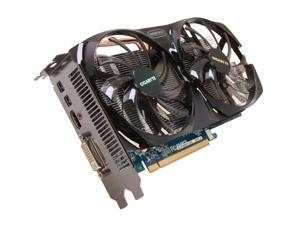 GIGABYTE Radeon HD 7850 GV-R785OC-1GD Video Card
